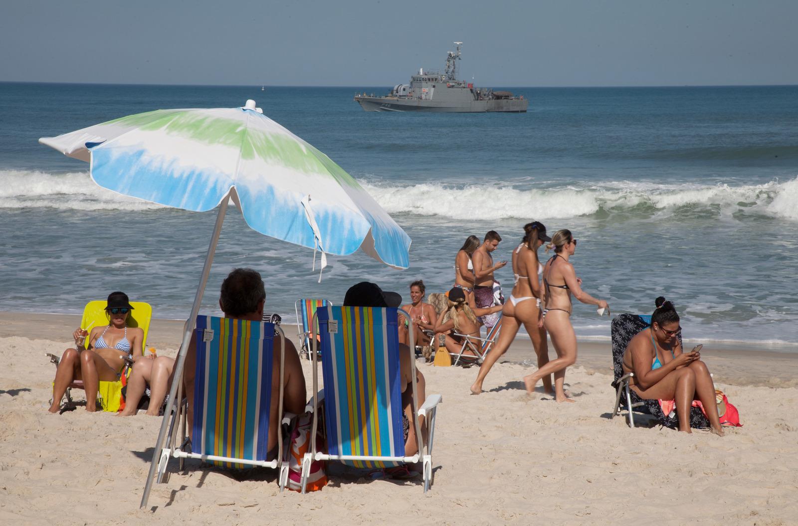 Морские границы олимпийской столицы охраняются военными кораблями