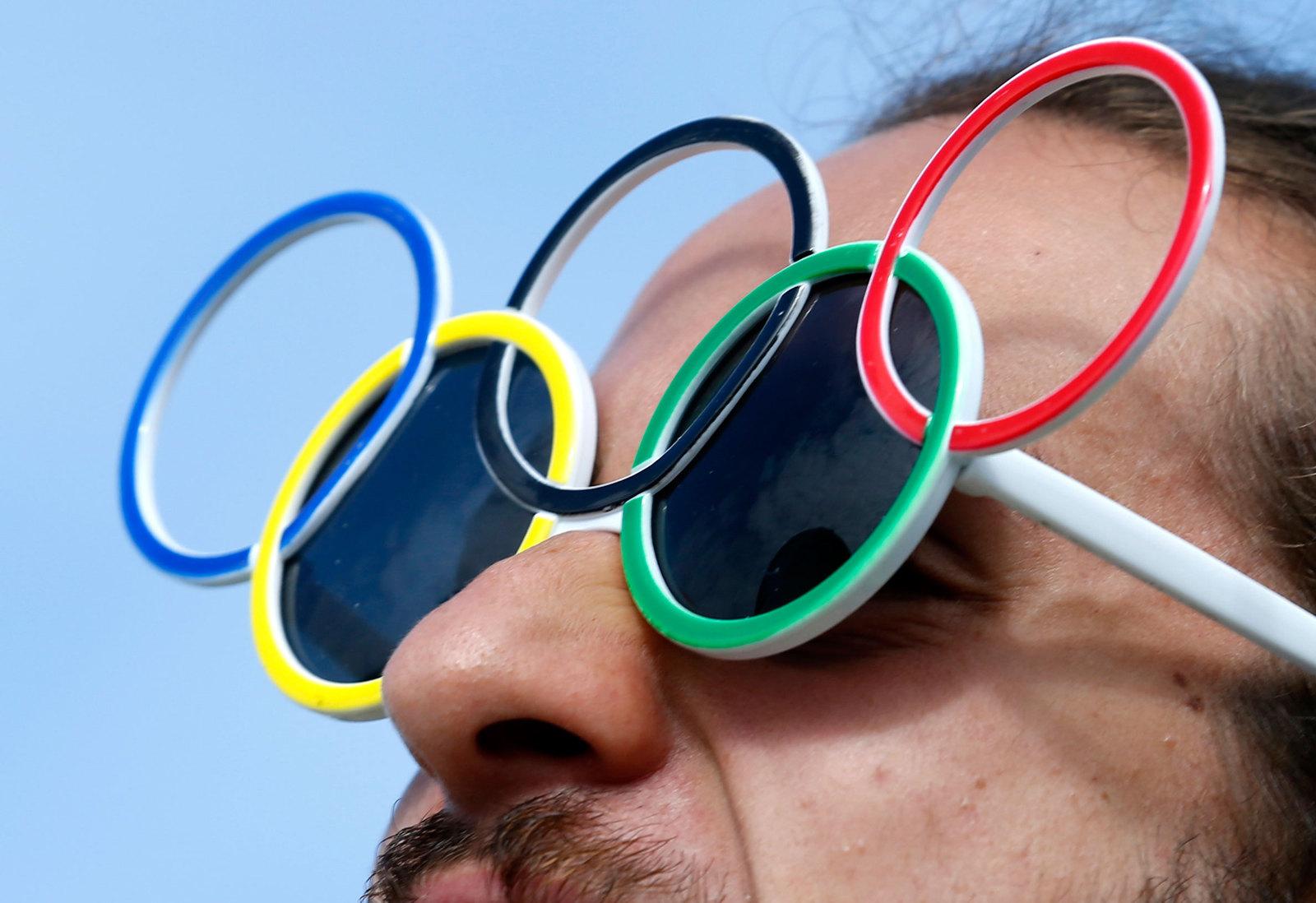 Взгляд на мир через олимпийские кольца
