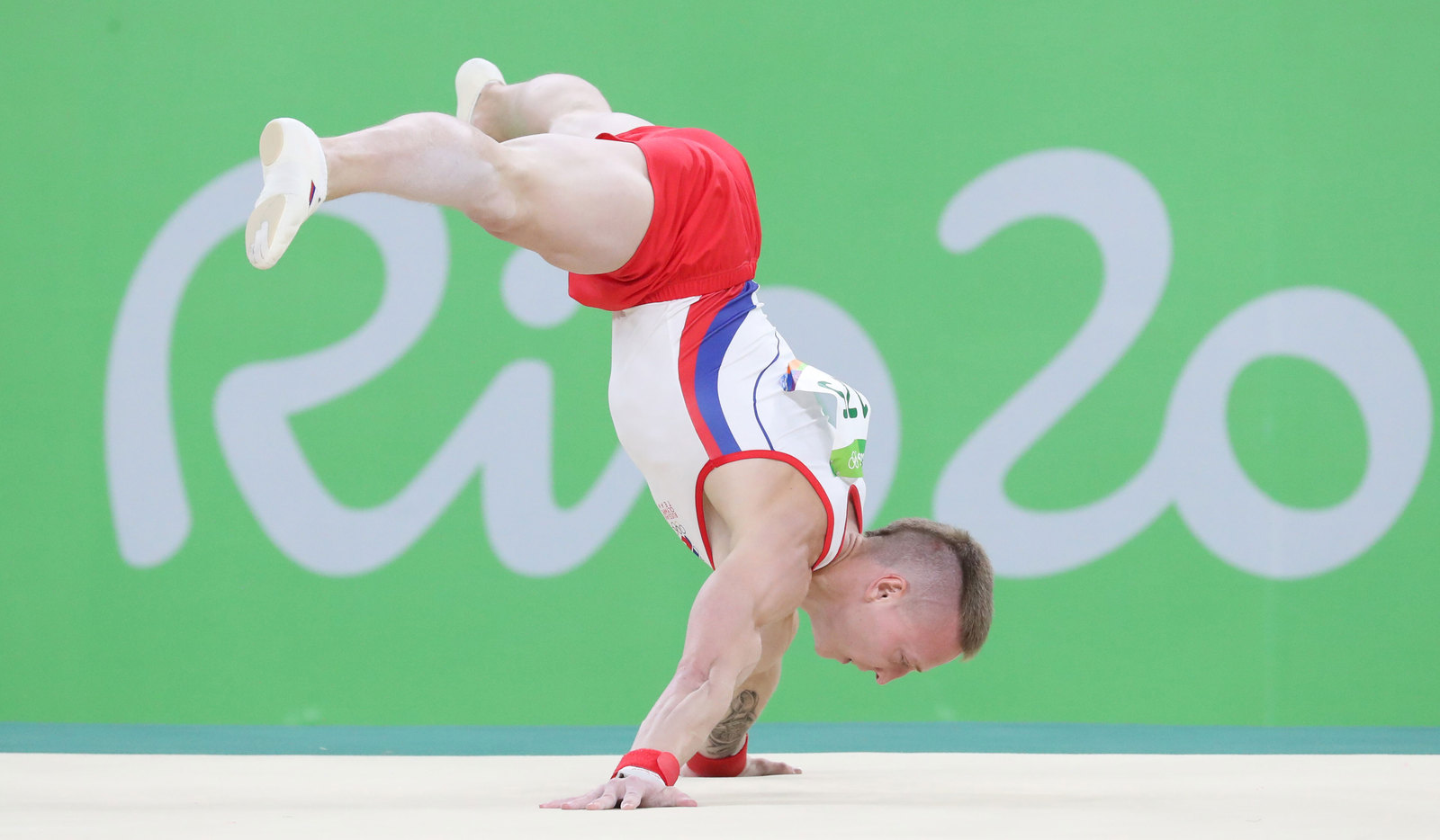 Аробатика от Дениса Аблязина