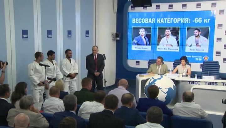 Халмурзаев вышел вполуфинал олимпийского турнира дзюдоистов
