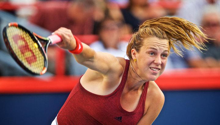 Теннисистка Павлюченкова удачно стартовала наИграх