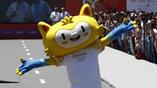 Талисман летних игр в Рио Винисиус