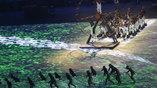 Один из важных исторических периодов Бразилии на церемонии открытия олимпийских игр
