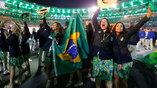 Хозяева олимпийских игр-2016 - бразильские спортсмены