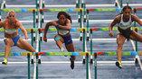 Стартовали соревнования по легкой атлетике, в том числе, прошли первые забеги