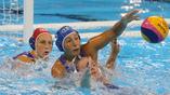 Российские ватерполистки уступили в полуфинале итальянкам
