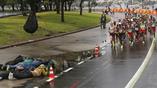 Фотоохота на марафонцев