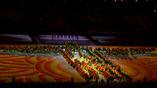 На церемонии закрытия не забыли и о символе Рио - Статуе Христа