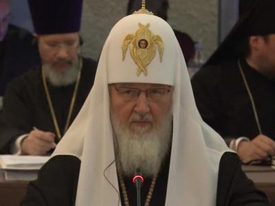 патриарх кирилл удивлен академик пиотровский обратился публично