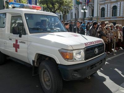 дтп автобусом боливии погибли ранены