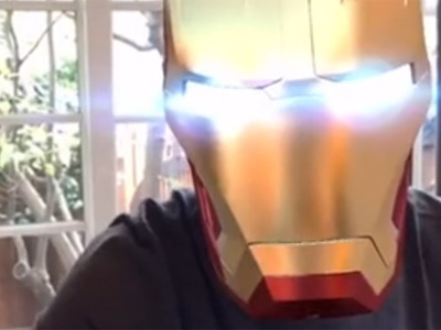 марк цукерберг предстал пользователями маске железного человека
