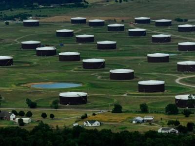 Запасы нефти в США выросли на 2 млн баррелей