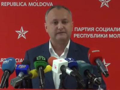 игорь додон предложил американским военным молдавии взять руки