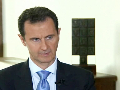 Башар Асад прокомментировал итоги выборов президента США
