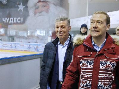 дмитрий медведев посетил курорты красной поляны