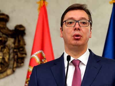 Окончательные итоги: Александр Вучич победил на выборах президента Сербии