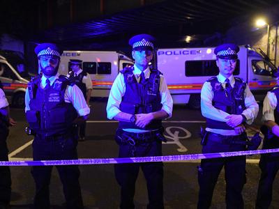 Нападение в Лондоне: врезавшийся в толпу преступник хотел убить всех мусульман
