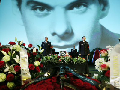 Москва простилась с Алексеем Баталовым