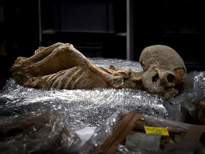 Место преступления – Афины. Археокриминалисты приступили к изучению сенсационных находок из Фалирона