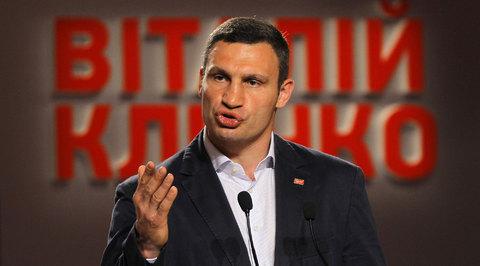 Кличко предложил Шустеру работу на киевском телеканале