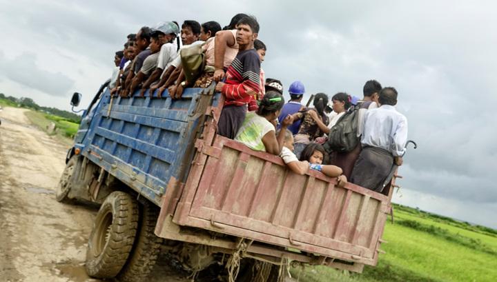 Мьянма отвергла предложения Бангладеш погранице