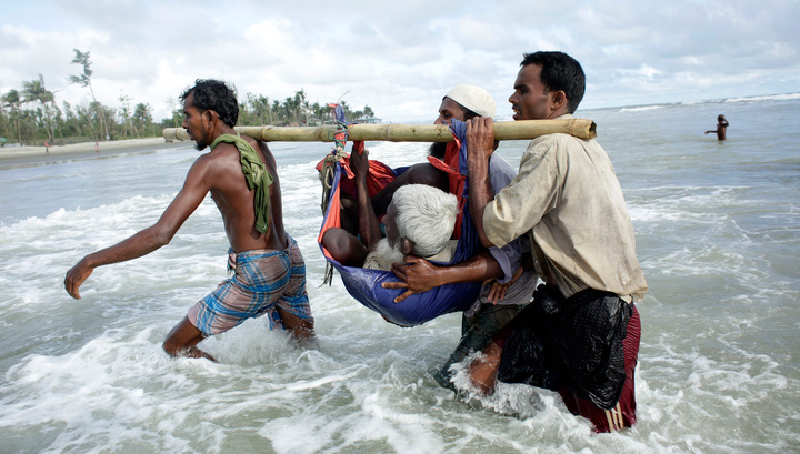 000 беженцев изМьянмы получили помощь отУзбекистана