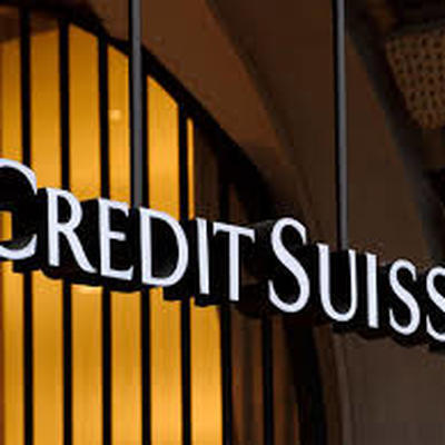 Акции банка Швейцарии Credit Suisse Group упали до 27-летнего минимума