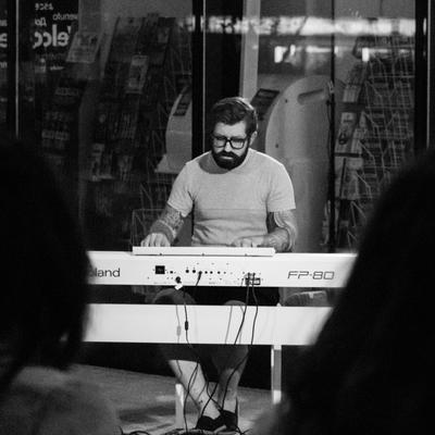 Концерт Миши Мищенко в летней студии