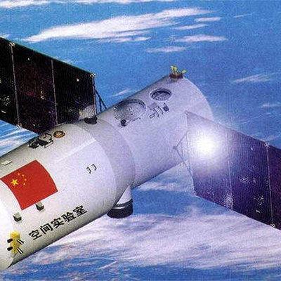 Микроспутник запущен сегодня с борта китайского орбитального модуля