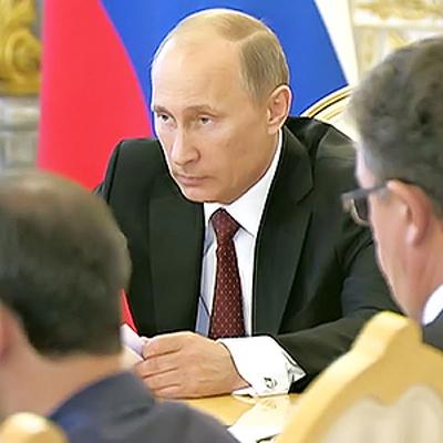 Предложенный Путиным план урегулирования на Украине даёт основание воздержаться от санкций - СМИ