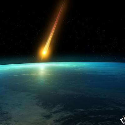 Большой метеор пронесся над востоком Австралии