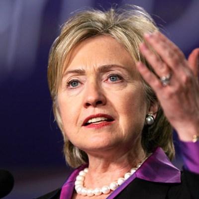 Хиллари Клинтон пообещала Мишель Обаме сохранить ее огород во дворе Белого дома