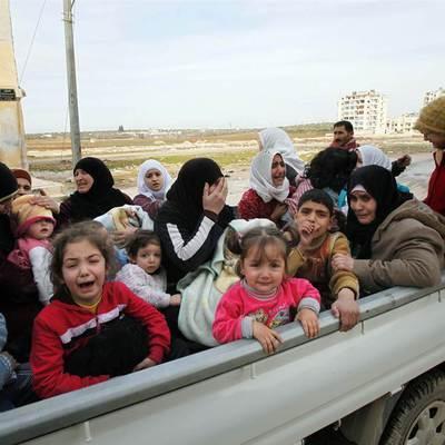 В ФРГ ожидают прибытия не более трёхсот тысяч беженцев в 2016 году