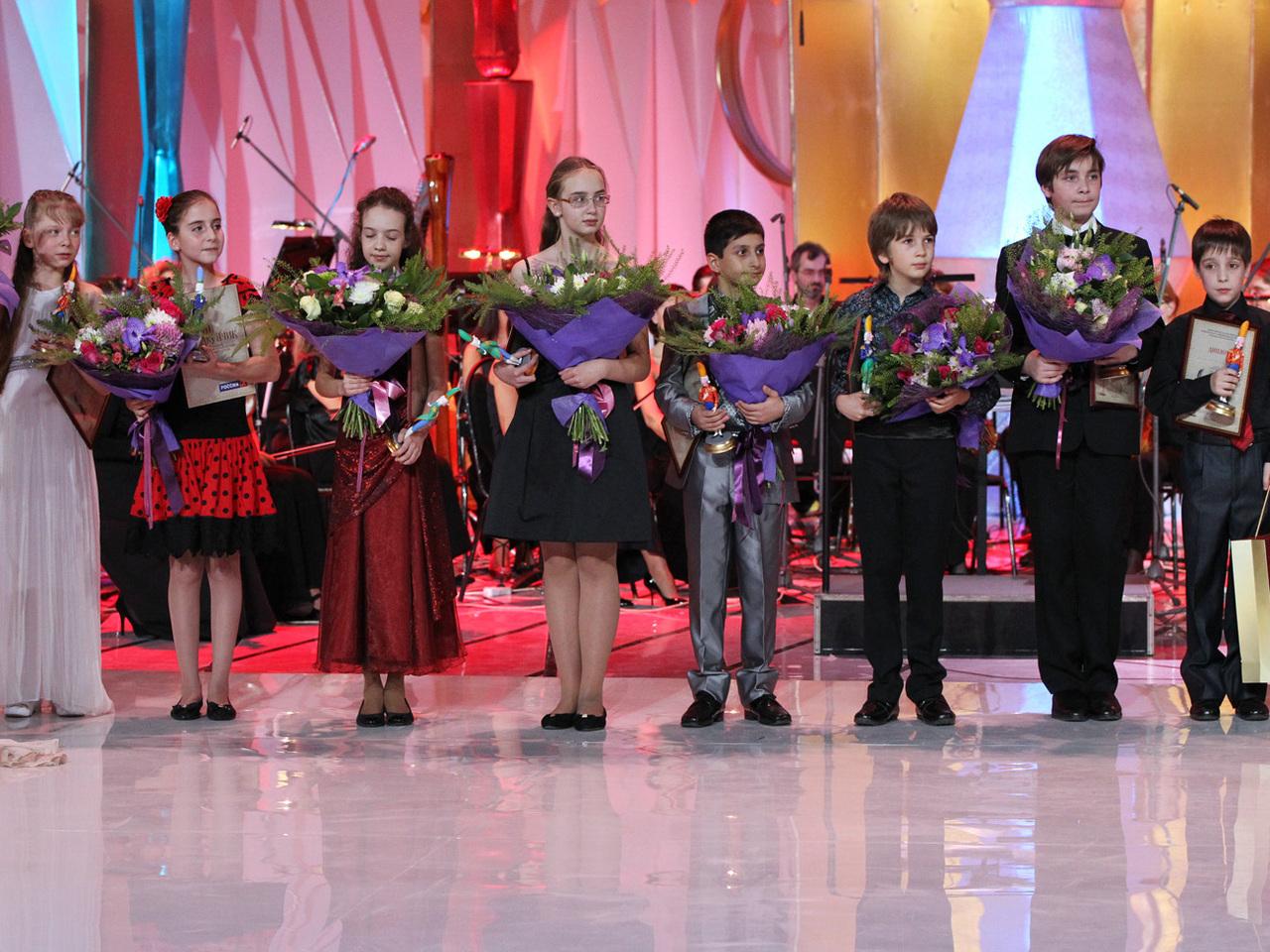 Лауреаты конкурса щелкунчик