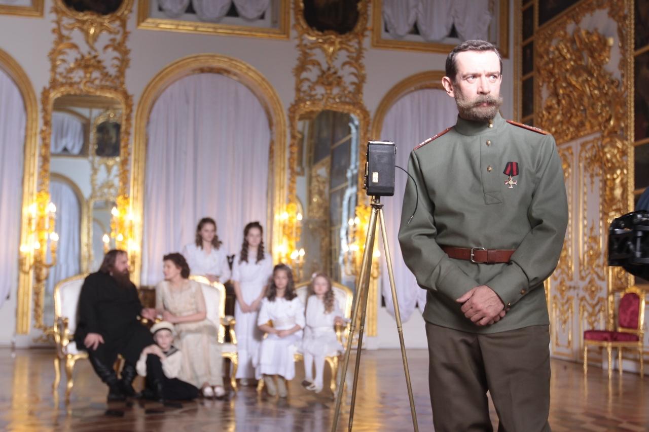 Распутин при царском дворе смотреть онл 19 фотография