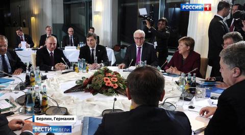 Сам пошутил, сам посмеялся: как Порошенко съездил к Меркель