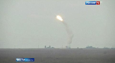 Украинские ракетные стрельбы стали рекламой русского оружия
