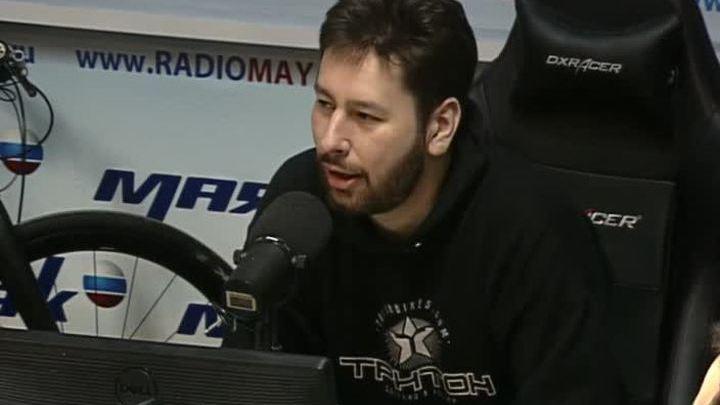 Сергей Стиллавин и его друзья. Triton Bikes