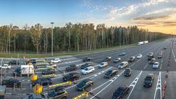 C 1 января в России изменятся названия федеральных трасс
