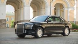 Начало продаж автомобилей марки Aurus отложено на год
