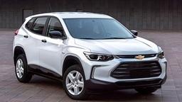 Рассекречен новый бюджетный кроссовер Chevrolet
