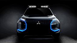 Mitsubishi анонсировала новый и очень