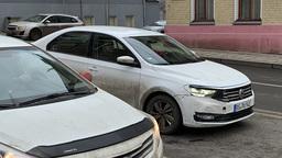 Это новый Volkswagen Polo для России: первые живые фото в Москве