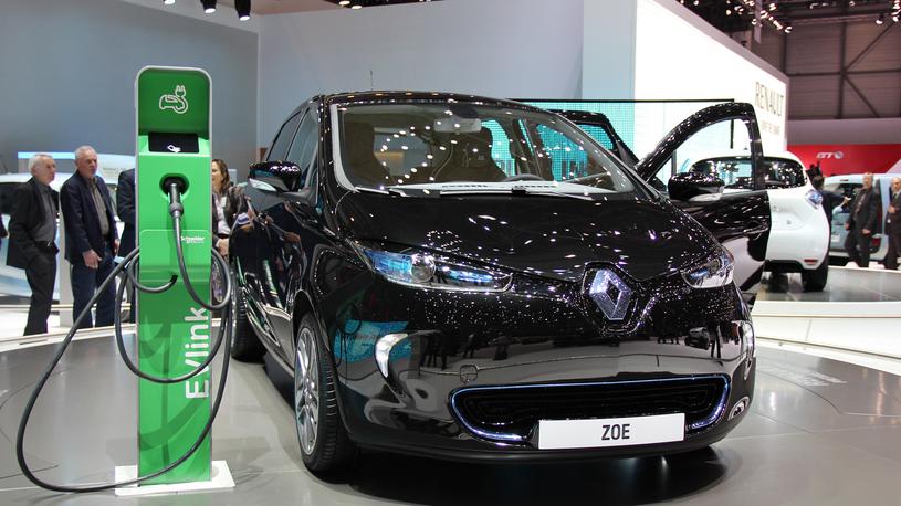 Компания Renault ставит амбициозные задачи на будущее