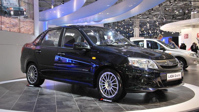 АвтоВАЗ отказался от выпуска Lada Granta Sport и спортвагона Vesta SW