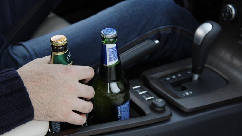 В России будут по-новому определять пьяниц за рулем