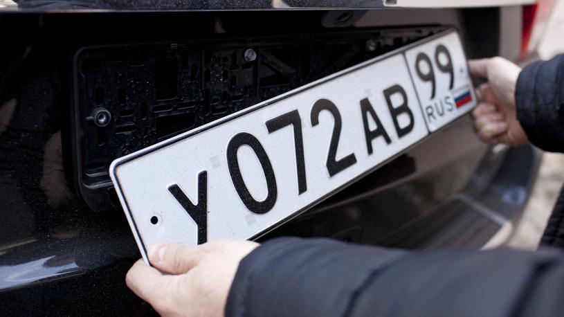 Госдума разрешила регистрировать автомобили без ГИБДД