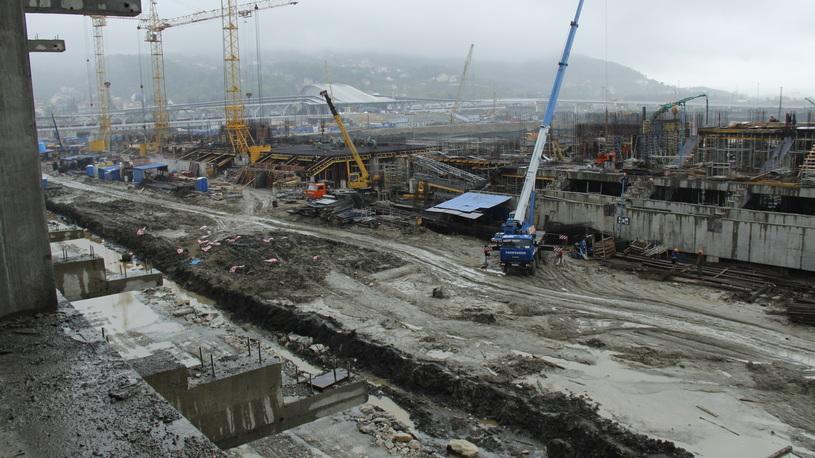 Под Сочи собираются построить самую дорогую в России дорогу