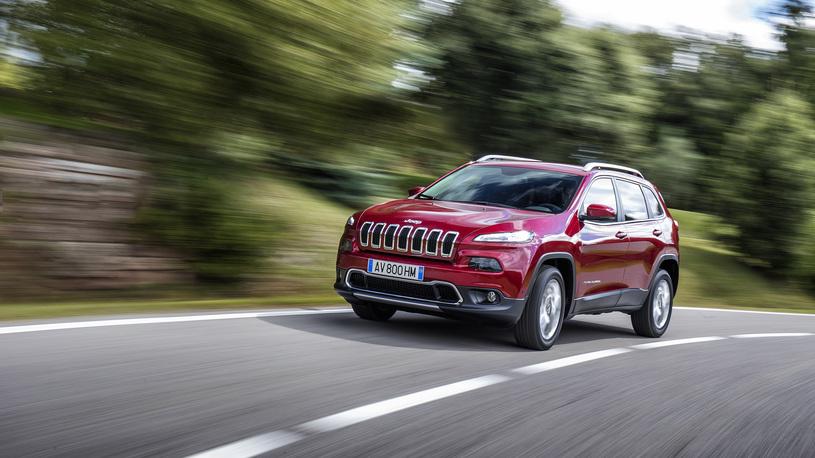 Ищем Jeep в Cherokee: тест-драйв нового поколения модели