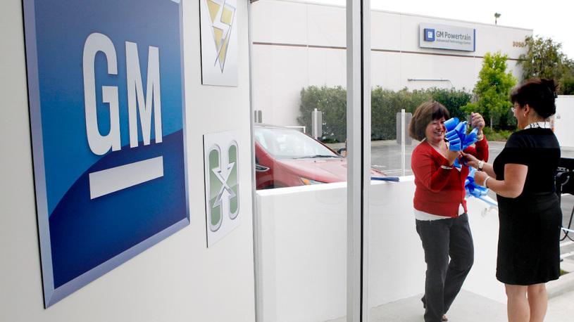 Европейские компании положили глаз на завод General Motors в Санкт-Петербурге